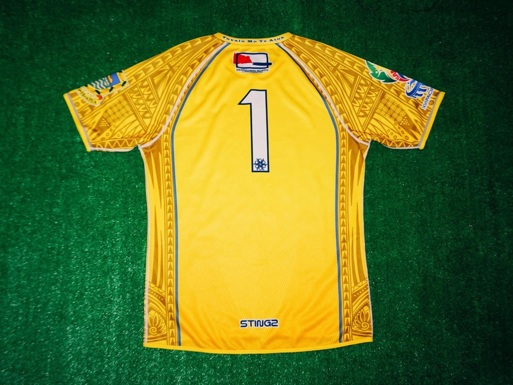 Official Tuvalu Rugby Away