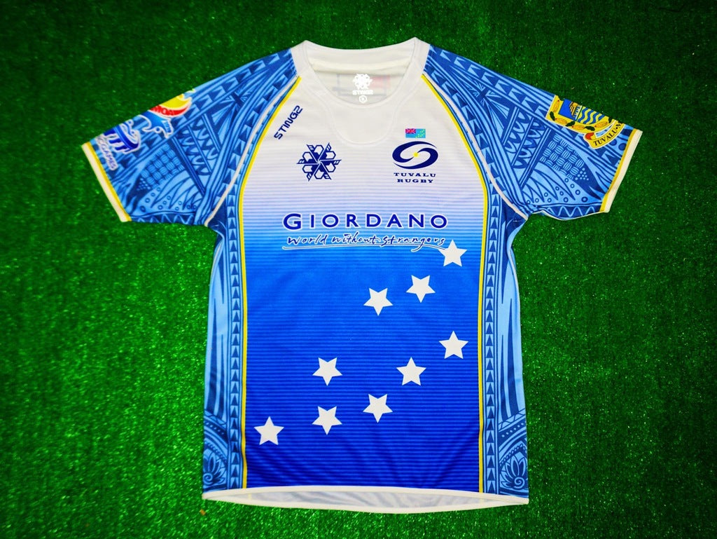 Replica Tuvalu Rugby Home