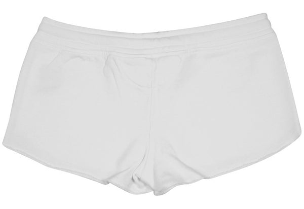 Donna Hot Pants - Off White - Acqua Limone