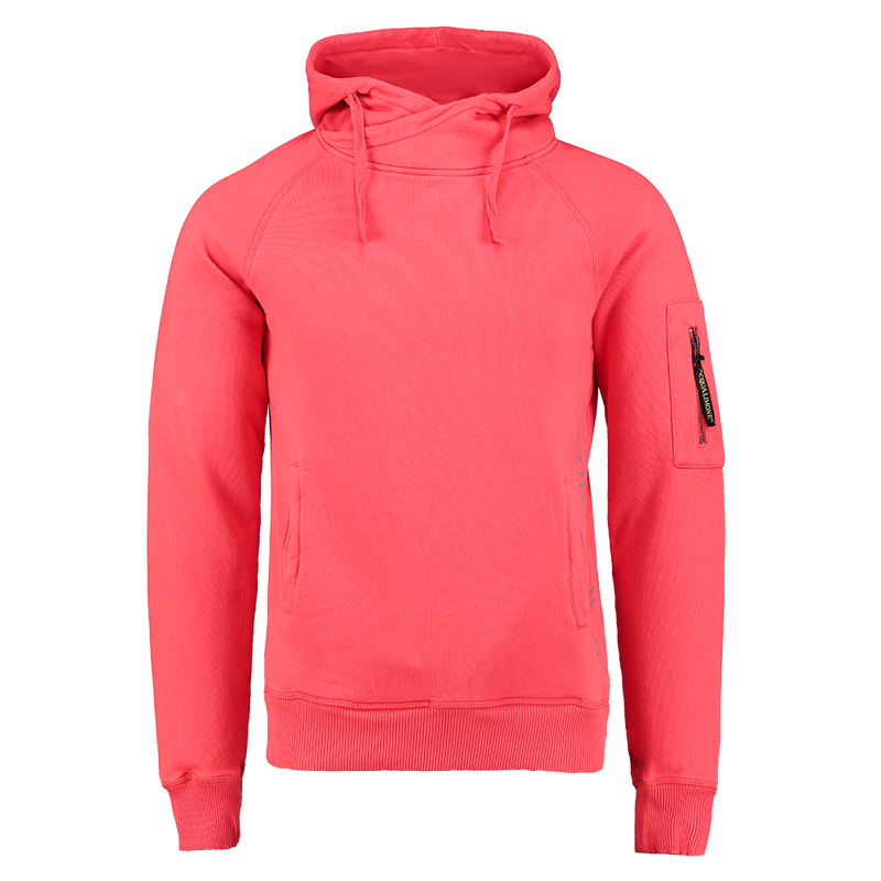 Hood Sweat - True Red - Acqua Limone