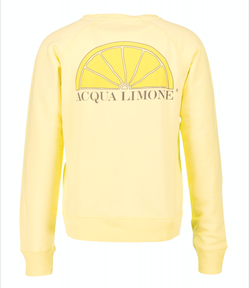 College Classic - Warm Yellow - 101 rib - Acqua Limone