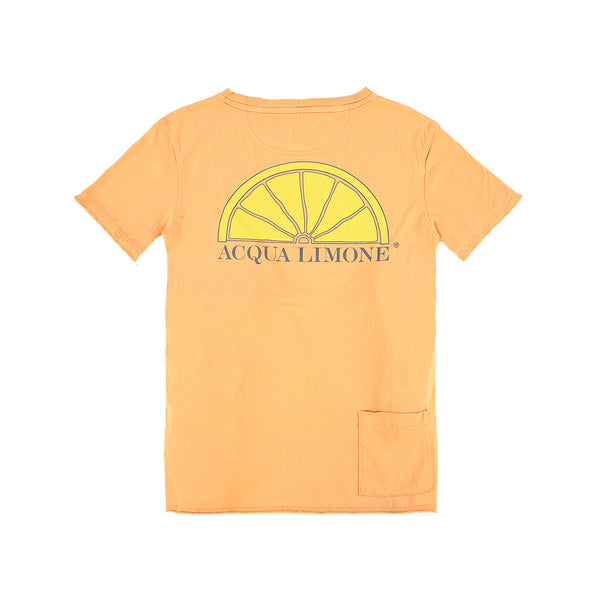 T-Shirt Classic - Orange - Acqua Limone