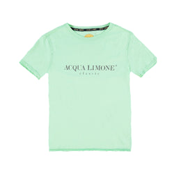 T-shirt Classic - Summer Green - Acqua Limone