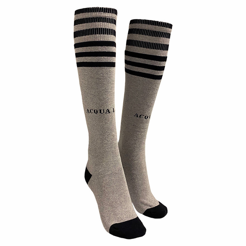 Sport Socks - American Grey - Acqua Limone