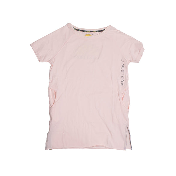 Donna Big-Tee - Powder Pink - Acqua Limone