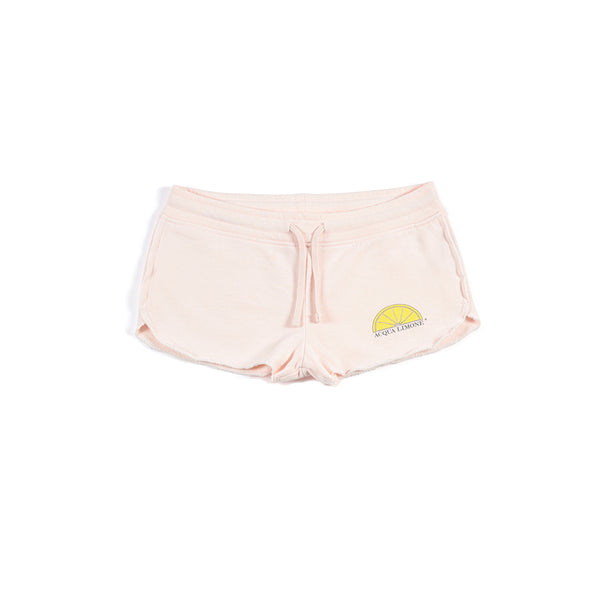 Donna Hot Pants - Powder Pink - Acqua Limone