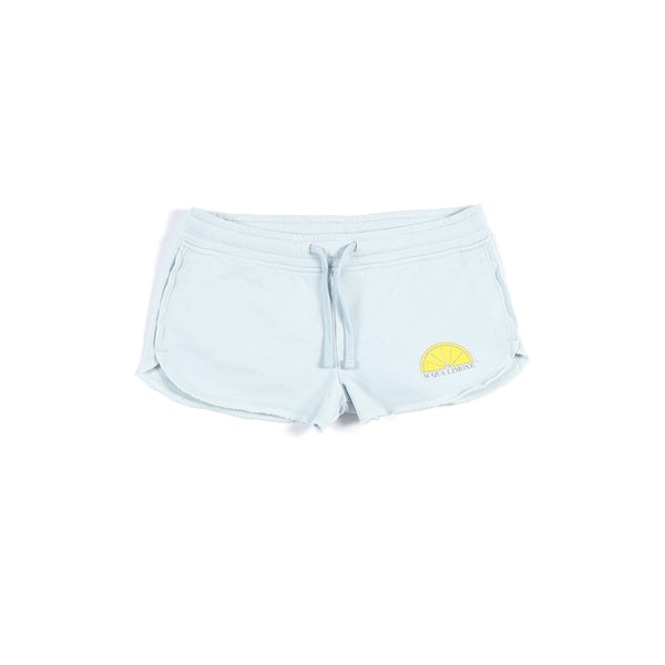 Donna Hot Pants - Ice Blue - Acqua Limone
