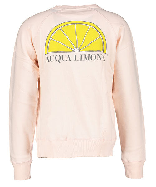 College Classic - Powder Pink - 101 rib - Acqua Limone