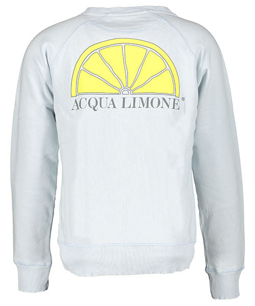 College Classic - Ice Blue - 101 rib - Acqua Limone