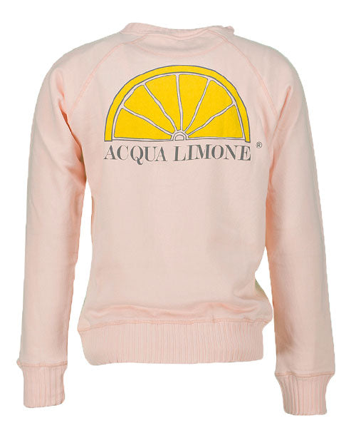 College Classic - Powder Pink - 100 rib - Acqua Limone