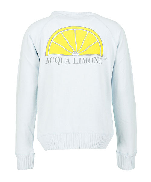 College Classic - Ice Blue - 100 rib - Acqua Limone