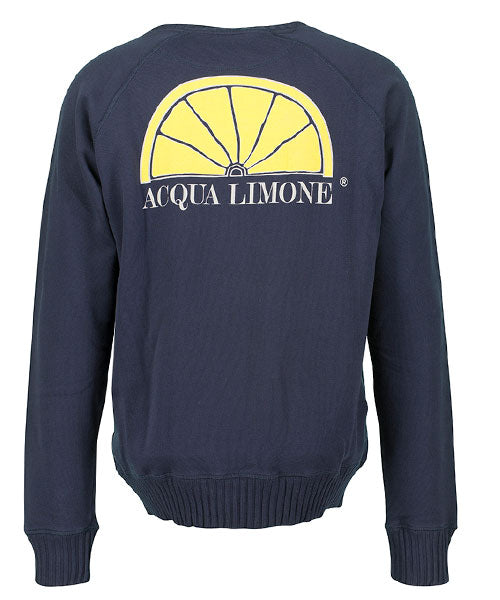 College Classic - Dark Navy - 100 rib - Acqua Limone