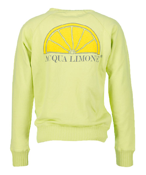 College Classic - Soft Lime - 100 rib - Acqua Limone