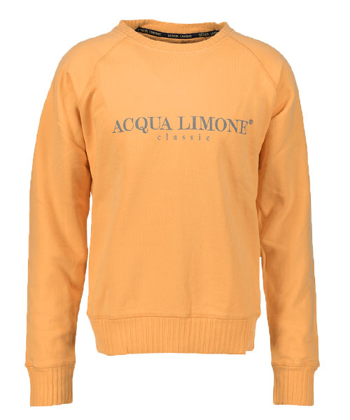 College Classic - Orange - 100 rib - Acqua Limone