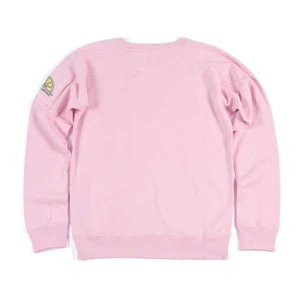 College Sleeve Pocket - Pink - Acqua Limone
