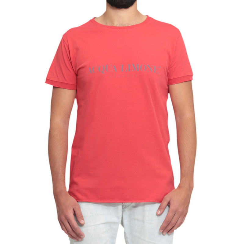 T-shirt Classic - True Red - Acqua Limone