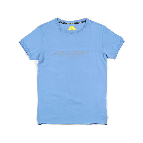 T-shirt Classic - Corn Blue - Acqua Limone