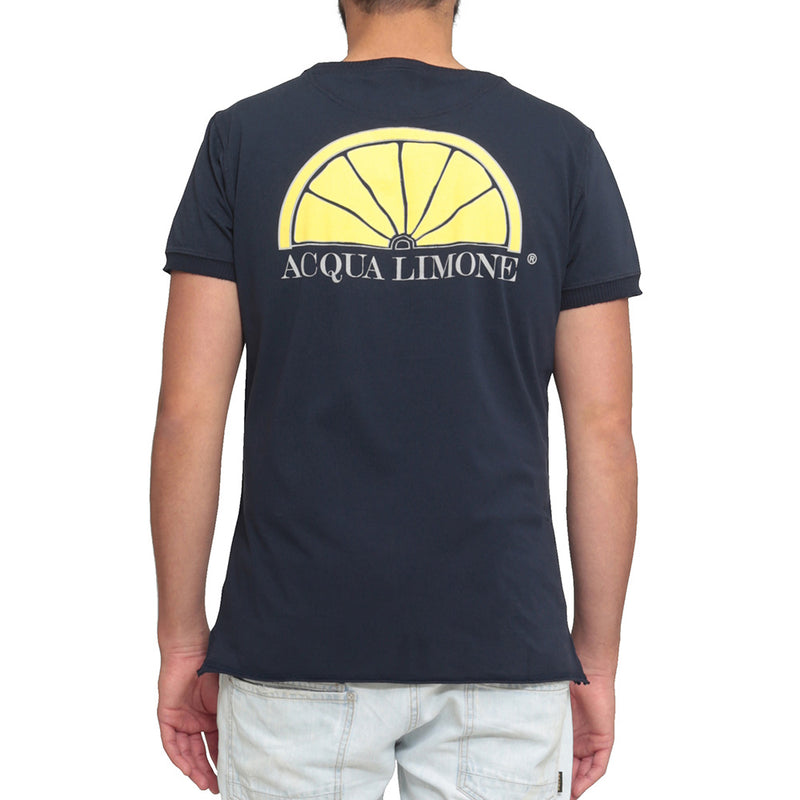 T-shirt Classic - Dark Navy - Acqua Limone