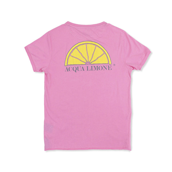 T-Shirt Classic - Hot Pink - Acqua Limone
