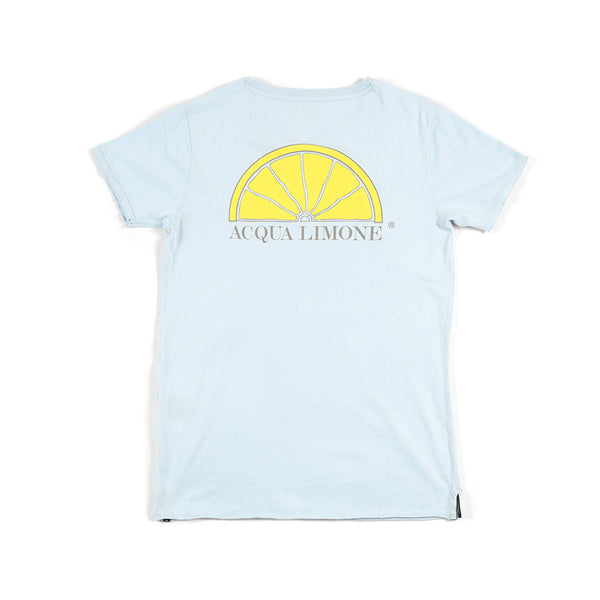 T-Shirt Classic - Ice Blue - Acqua Limone