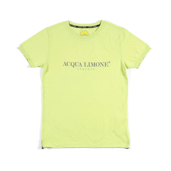 T-Shirt Classic - Soft Lime - Acqua Limone
