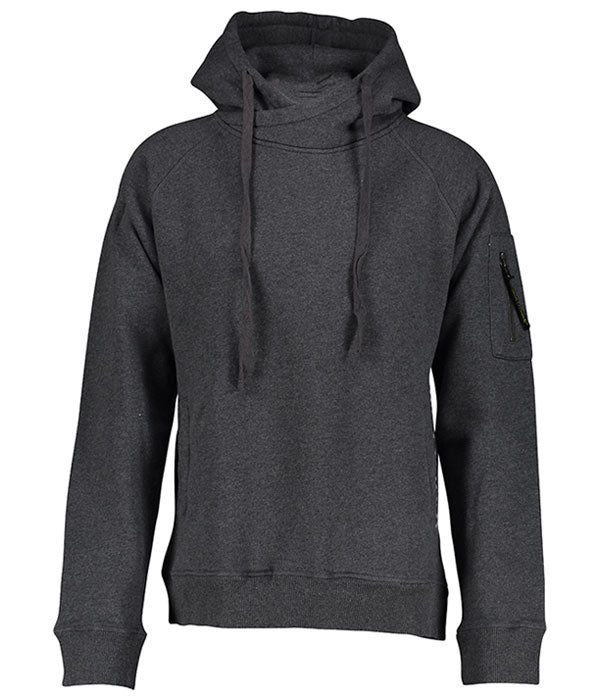 Hood Sweat - Anthracite - Acqua Limone