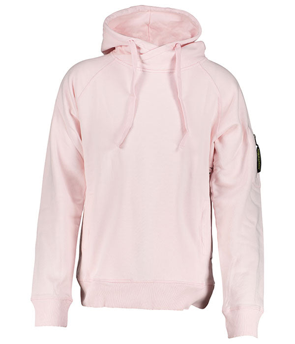 Hood Sweat - Pale Pink - Acqua Limone