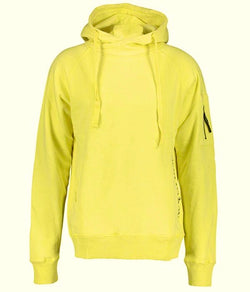 Hood Sweat - Warm Yellow - Acqua Limone