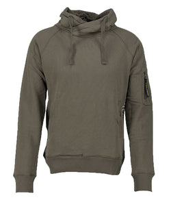 Hood Sweat - Olive Green - Acqua Limone