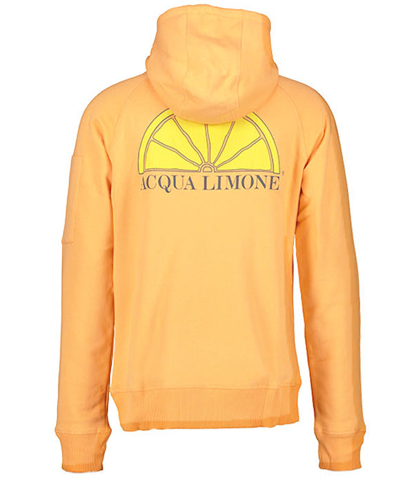 Hood Sweat - Orange - Acqua Limone