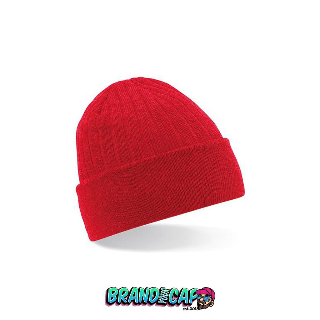Beechfield Thinsulate ™ Beanie - red - BrandyourCap.de