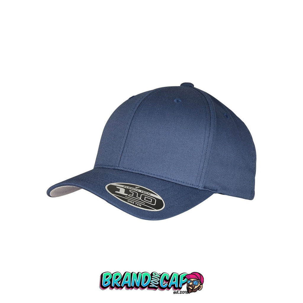 Flexfit Wooly Combed Adjustable - navy - BrandyourCap.de