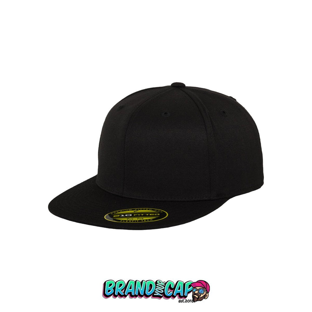 Premium 210 Fitted - black - BrandyourCap.de