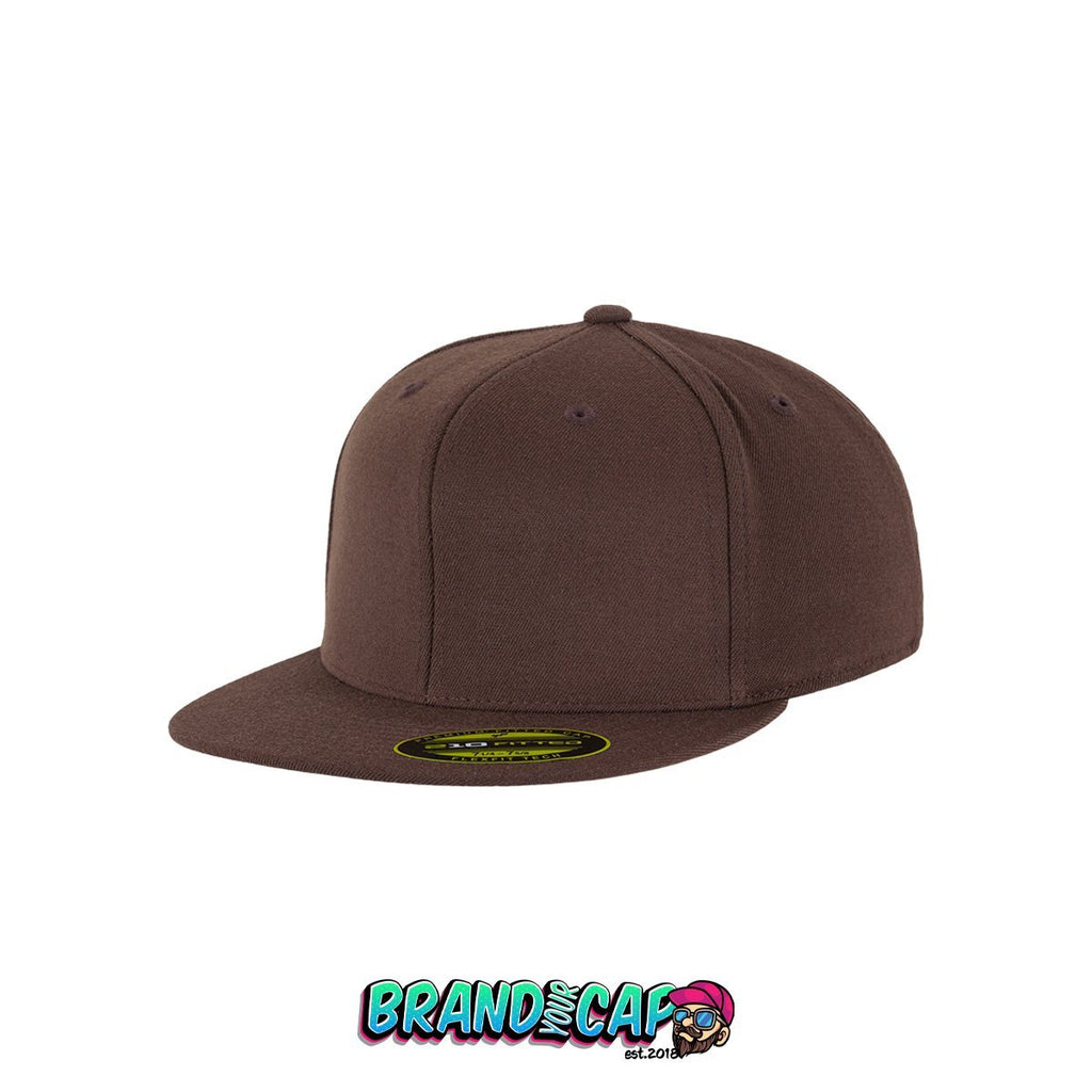Premium 210 Fitted - marron - BrandyourCap.de