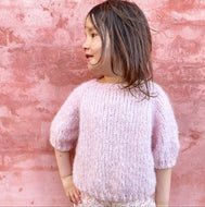 Loveknit Yndlings Bluse JUNIOR