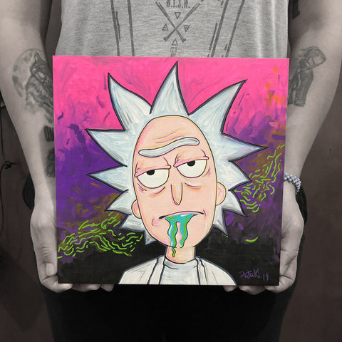 RICK AND MORTY - Pataki