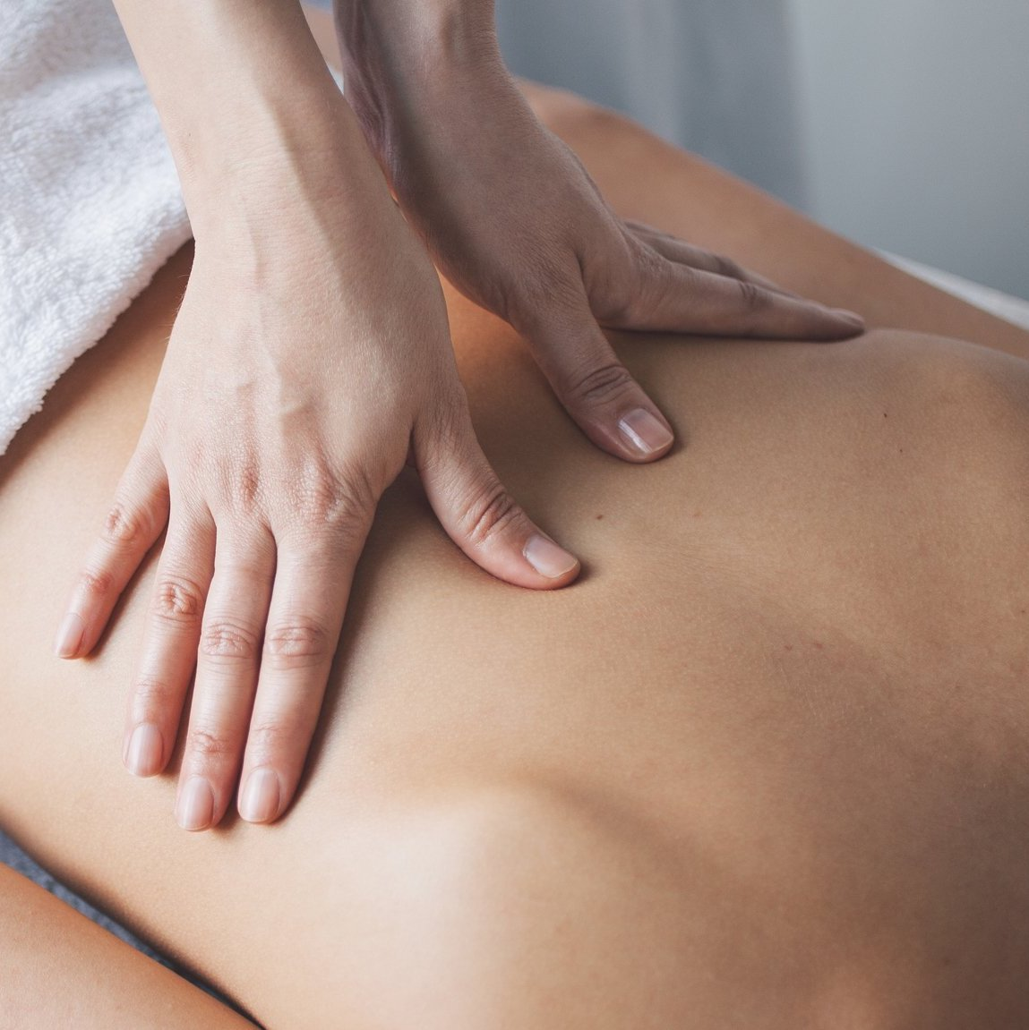 Pain Relieving Body Massage