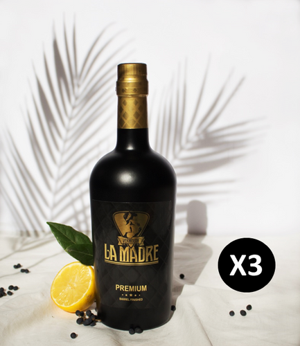 La Madre Vermouth - Pack 3 AMARO LOVERS - Vermut