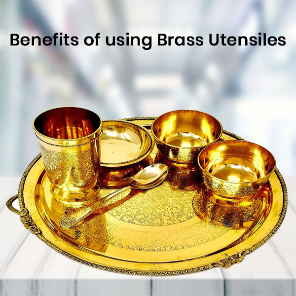 Brass Utensils: Benefits, Precaution, Cleaning instructions and Kitchen Revamp Ideas