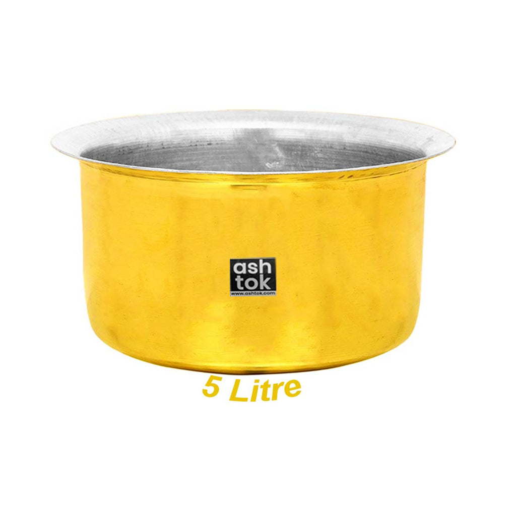 Gujarati Copper Water Pot | Copper Handa