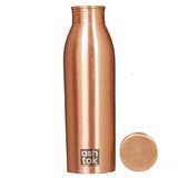 Pure Copper Milk Water Bottle