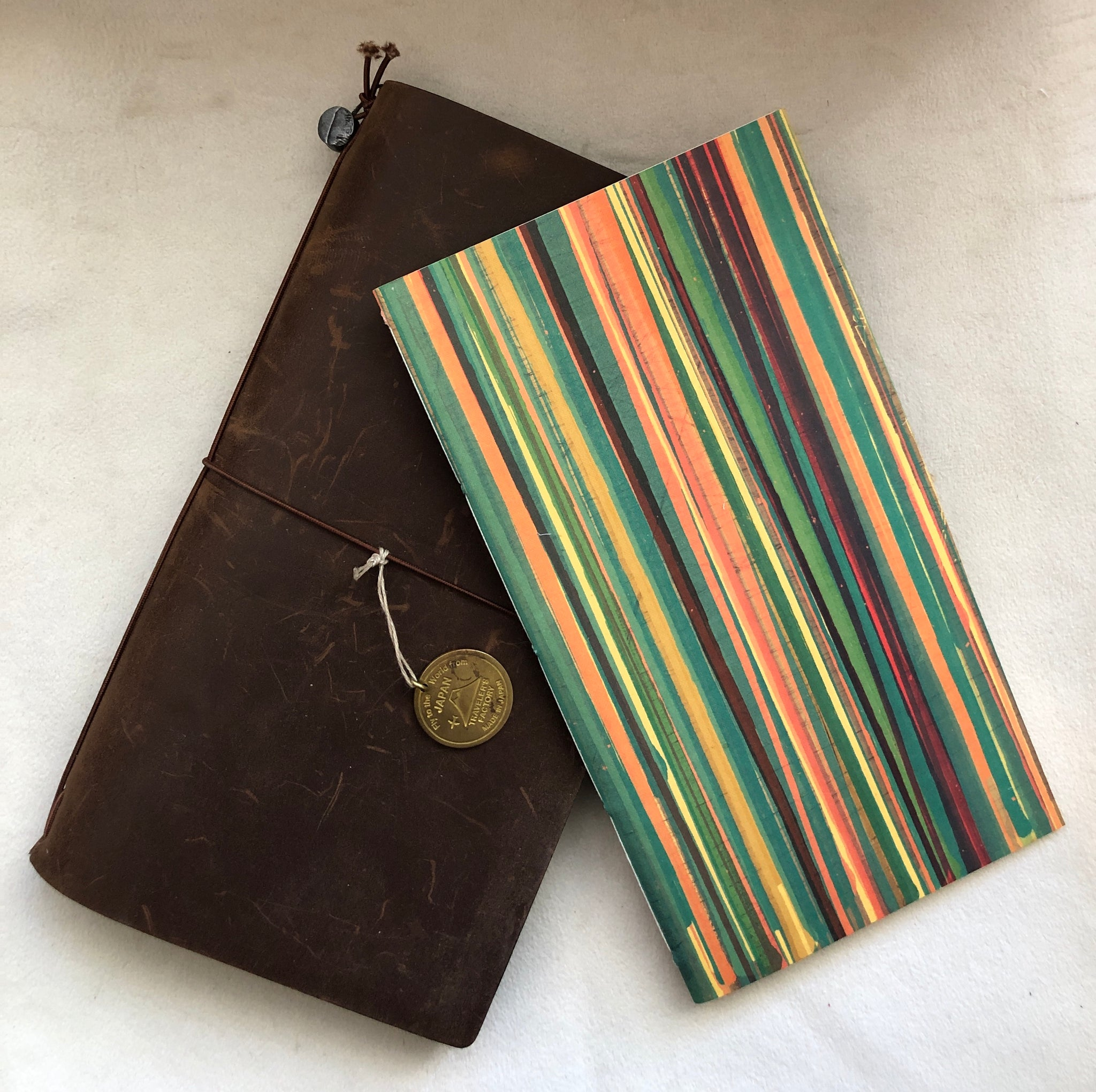 D. TN Sized Notebook 089