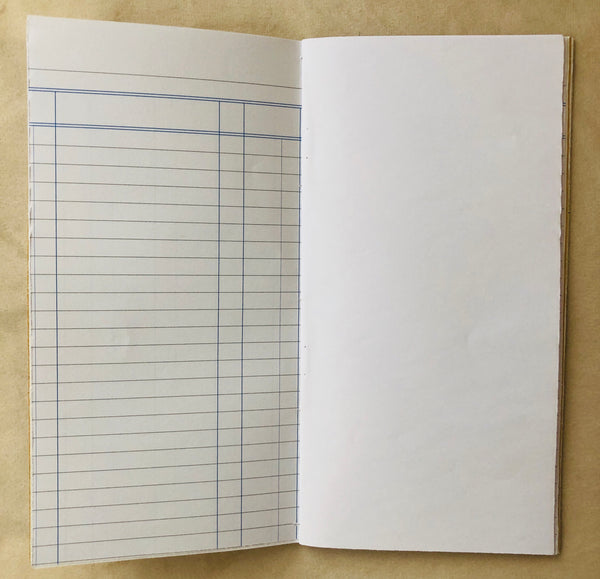 C. TN Sized Notebook