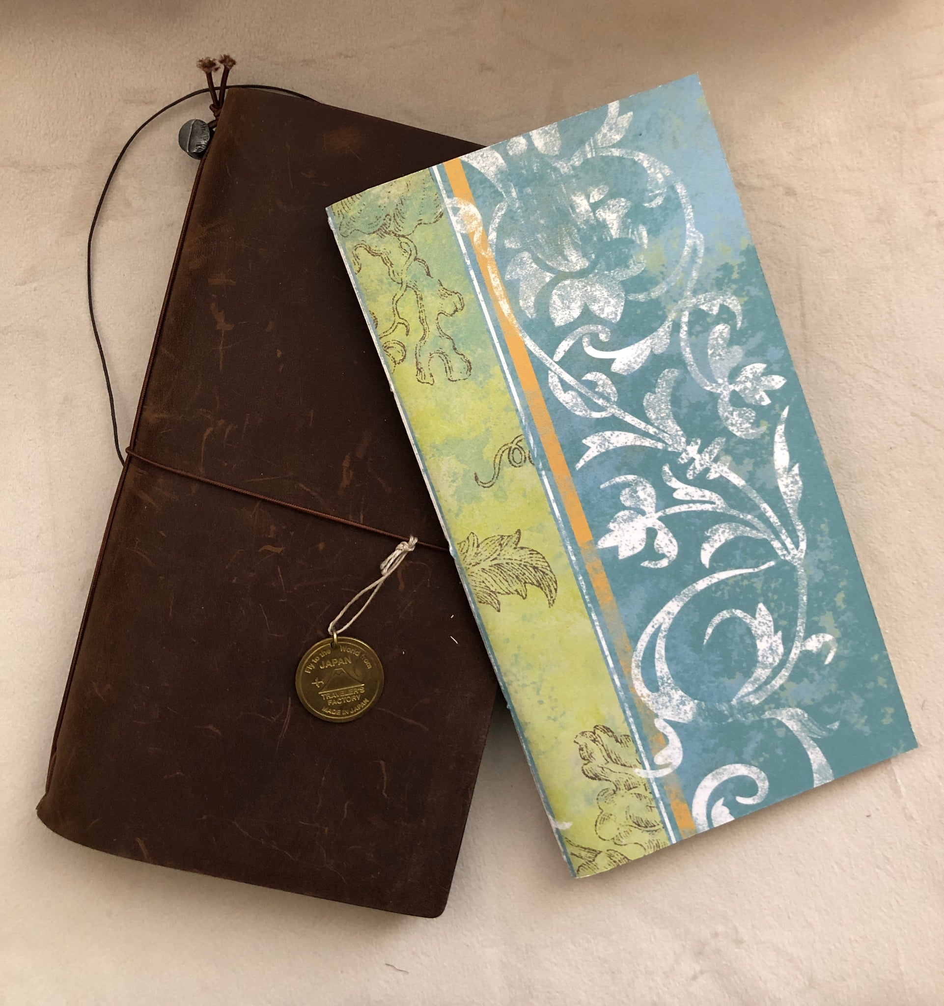 D. TN Sized Notebook 123