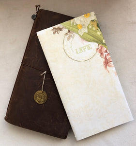D. TN Sized Notebook 098