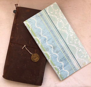 D. TN Sized Notebook 068