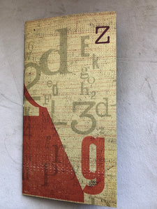 D. TN Sized Notebook 044