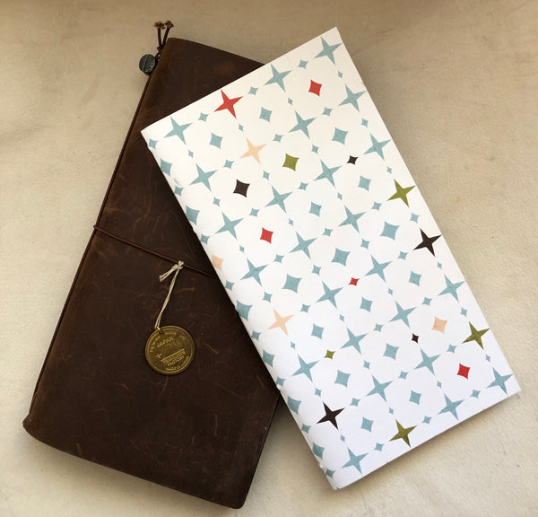 D. TN Sized Notebook 072