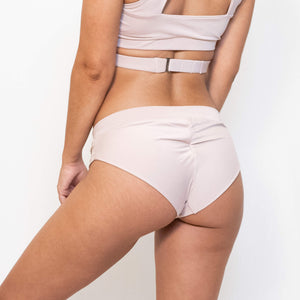ARIA SPORT SHORTS - DUSTY PINK