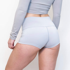 Load image into Gallery viewer, EVE SPORT SHORTS - GREY